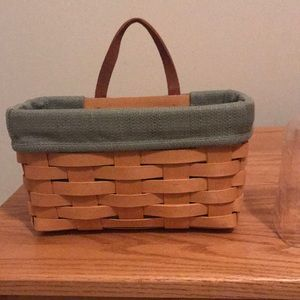 Medium Key Basket, Liner and Protector